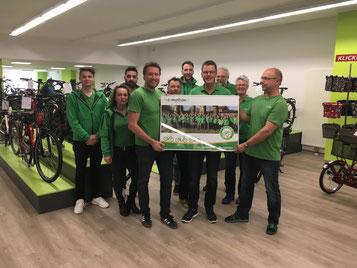 Gelungene Neueröffnung der e-motion e-Bike Welt Münster