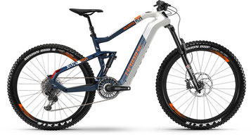 "Haibike XDURO e-Mountainbike Fully Allmtn 27"" 2020"