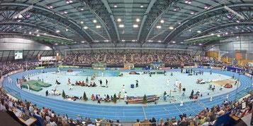 Die Arena in Leipzig (Foto: LVZ - Leipzig report)