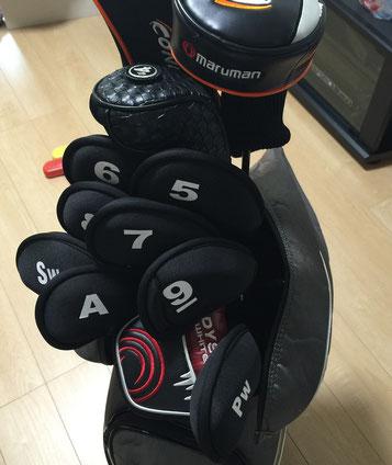 ゴルフクラブ一式
