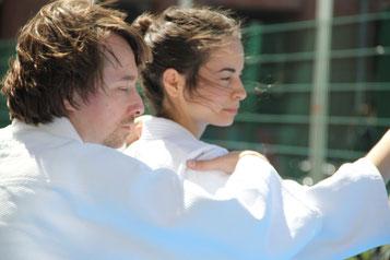 Aikidoschule Berlin - Aikido-Training Erwachsene