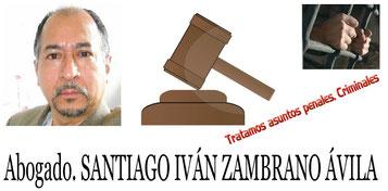 abogado penalista en santo domingo de los tesachilas