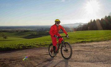 Der Fazua Evation ist perfekt für e-Biker die sportliche Herausforderungen lieben und nur wenig Motorunterstützung brauchen.