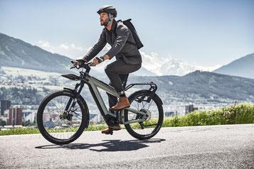 Firmen e-Bikes in der e-motion e-Bike Welt Bad Hall
