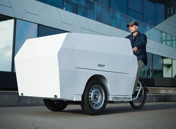 Wien fördert e-Lastenfahrräder