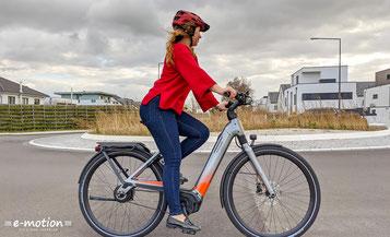 e-Bike fahren stärkt das Immunsystem
