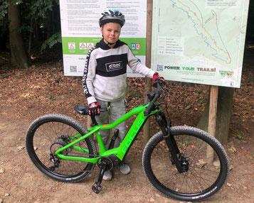Kinder e-Bikes