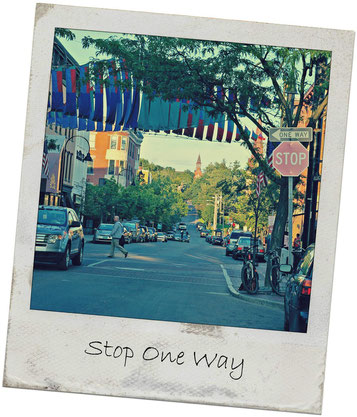 Stop One Way