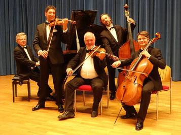 Foto: Salonorchester Ferenc Barbari