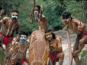 Магия австралийских аборигенов