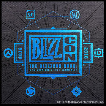 Blizzcon virtuelles Ticket 2018
