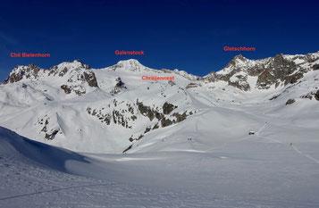 Skitour, Schweiz, Tiefenstock, Galenstock, Chli Bielenhorn, Furka, Realp, Albert-Heim-Hütte, Hotel Tiefenbach, Tagestour, Tagesskitour, Tiefenstock an einem Tag, Gotthard, Andermatt