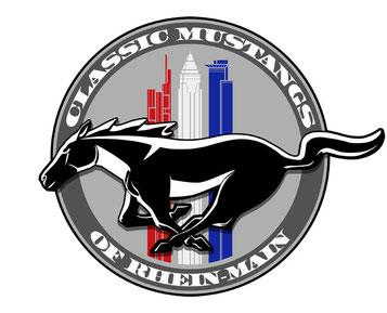 Logo für Classic Mustangs Of Rhein-Main