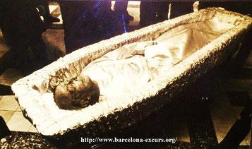 Похороны Сальвадора Дали