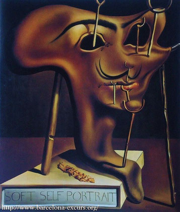 Сальвадор Дали - величайший живописец 20-го века