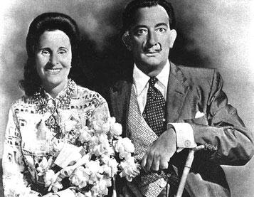 Две свадьбы Сальвадора Дали