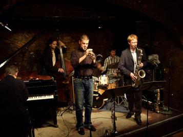 Andreas Hertel Quintett live im Jazzkeller Frankfurt 2008