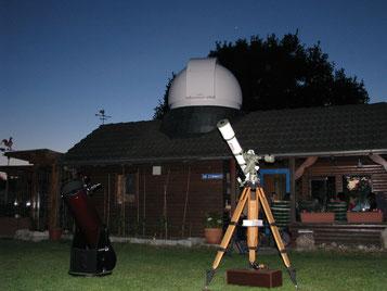 Die Sternwarte von Friedo Knoblauch