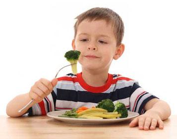 питание детей при СД