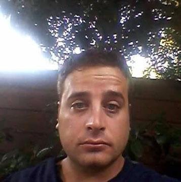 Matteo Sbaraglia 32 anni di Alatri