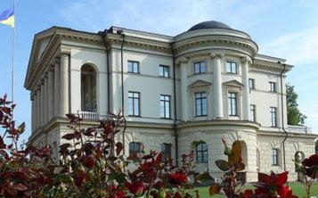 Das Herrenhaus der Familie Rasumowski