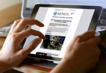 Newsletter NEPATA