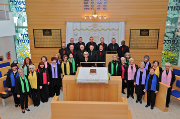 Der Chor Masel Tov