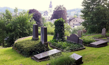 Jüdischer Friedhof Attendorn