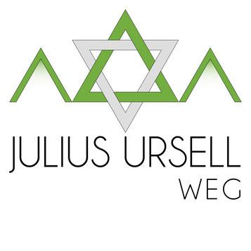 Logo Julius Ursell Weg