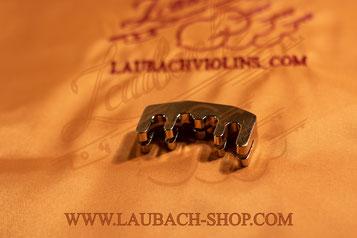 Глушилка металлическая для скрипки, альта и виолончели купить