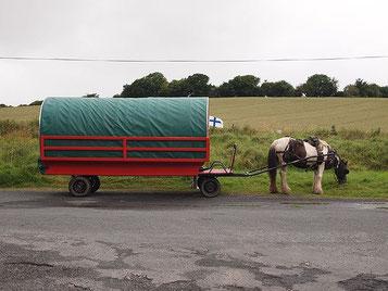 Foto: Clissmann Horse Caravans, Irland