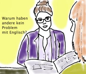 vermasseln englisch