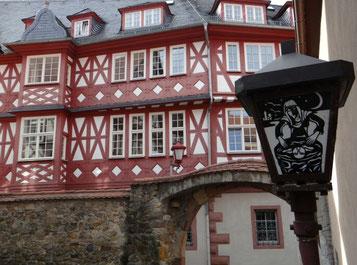 Laternenweg Altstadt Heppenheim