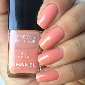 Swatch CHANEL MISTRAL 517 by LackTraviata