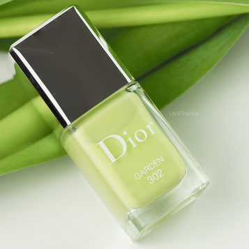 swatch Dior GARDEN 302 Glowing Gardens Collection Spring 2016