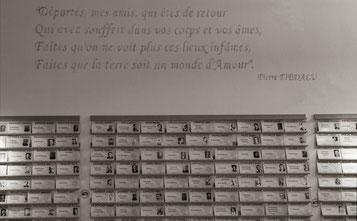 mur-des-noms-mémorial-déportés-mayenne