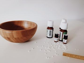 Homöopathische Behandlung in der Arzt Praxis Dr. med. Katja Aschenbrenner Berlin