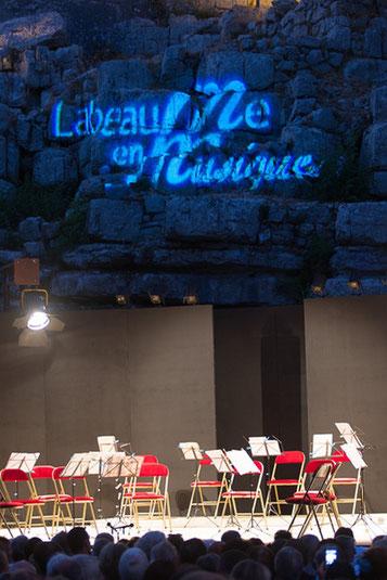 Labeaume en Musique s'étend d'année en année, sort du village historique et s'étend maintenant sur tout le sud Ardèche.