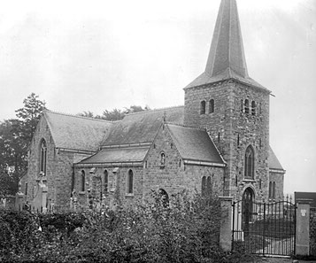Eglise Saint-Maurice, Bildarchiv Foto Marbug, Id 100