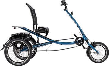 Pfau-Tec Scootertrike Sessel-Dreirad Elektro-Dreirad Beratung, Probefahrt und kaufen in Saarbrücken