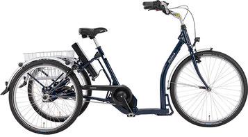 Pfau-Tec Verona Elektro-Dreirad Beratung, Probefahrt und kaufen in Frankfurt