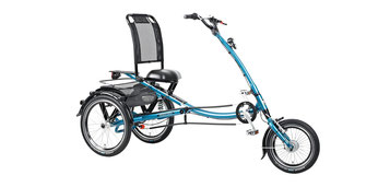 Pfau-Tec Scootertrike Sessel-Dreirad Elektro-Dreirad Beratung, Probefahrt und kaufen in Moers