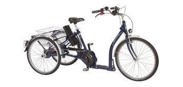 Pfau-Tec Verona Elektro-Dreirad Beratung, Probefahrt und kaufen in Ulm