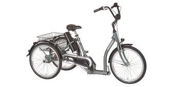 Pfau-Tec Torino Elektro-Dreirad Beratung, Probefahrt und kaufen in Berlin