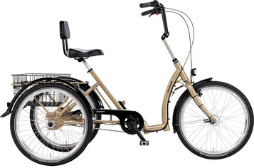 Pfau-Tec Comfort Dreirad Elektro-Dreirad Beratung, Probefahrt und kaufen in Saarbrücken