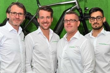 Das Team aus Frankfurt berät Sie auch telefonisch oder per e-Mail