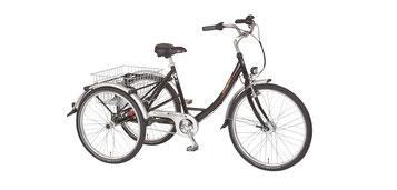 Pfau-Tec Proven Dreirad Elektro-Dreirad Beratung, Probefahrt und kaufen im Harz
