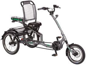 Pfau-Tec Scoobo Sessel-Dreirad Elektro-Dreirad Beratung, Probefahrt und kaufen in Lübeck