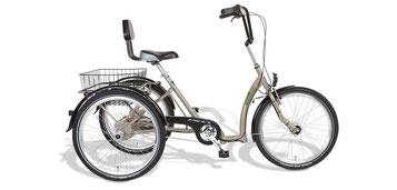 Pfau-Tec Comfort Dreirad Elektro-Dreirad Beratung, Probefahrt und kaufen im Harz