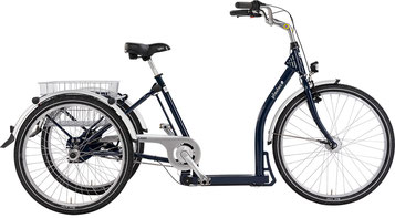 Pfau-Tec Dreirad Elektro-Dreirad Beratung, Probefahrt und kaufen in Kempten